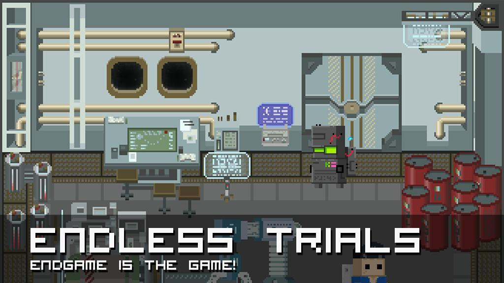 Endless Trials free mmo kickstarter