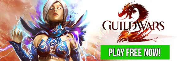 Guild Wars 2 Best MMORPG