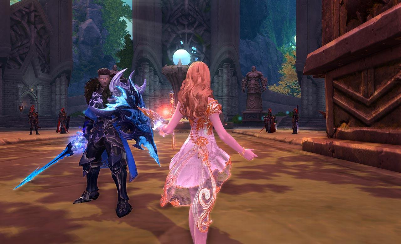 Aion: A New Dawn update review video
