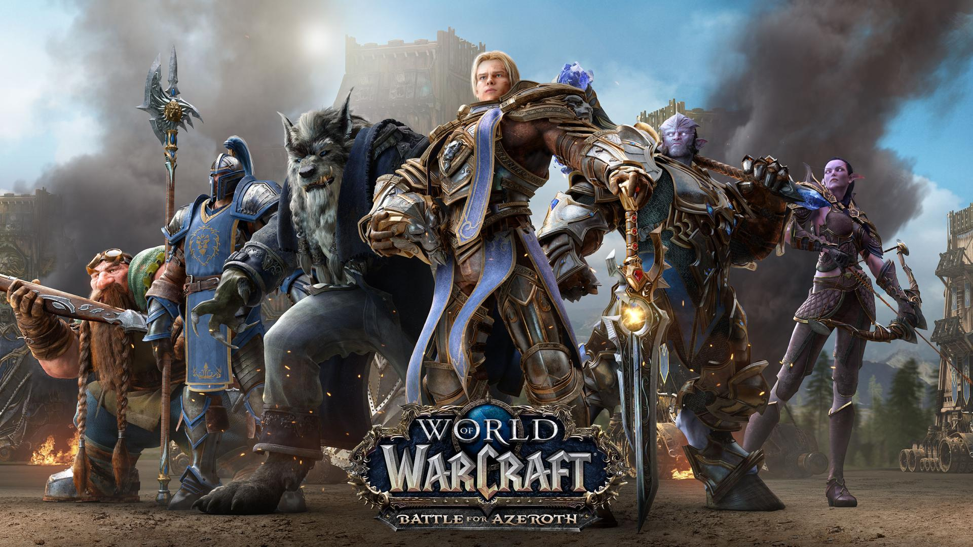 World of Warcraft WoW Battle for Azeroth MMOs Go To the Movies: Ticket Business Model and the Lifespan of an MMORPG