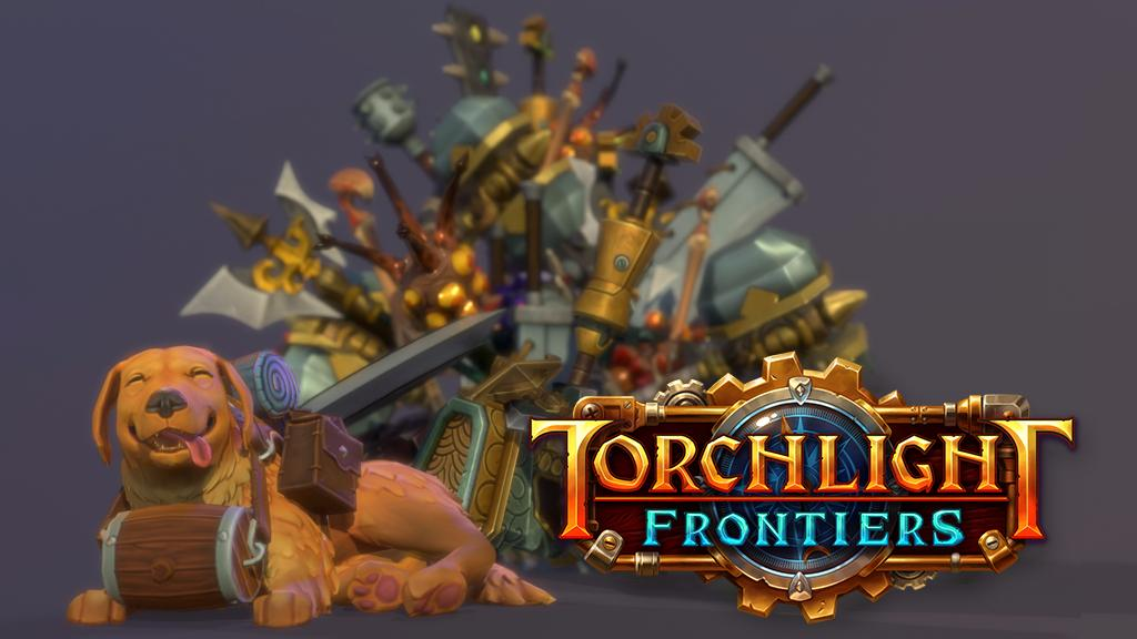 Torchlight Frontiers is in polish mode