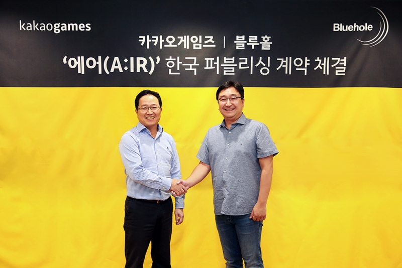 Kakao Games signs Bluehole's Ascent: Infinite Realm
