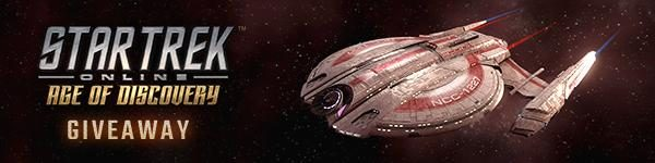 Star Trek Online: Age of Discovery Free Starter Pack Giveaway
