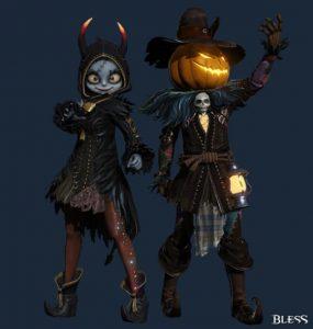 bless halloween