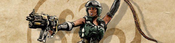 Quake Champions Athena