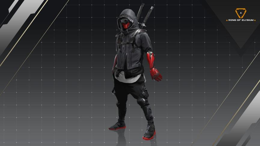 Ring of Elysium update clothing