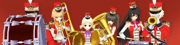 soulworker online marching band costumes