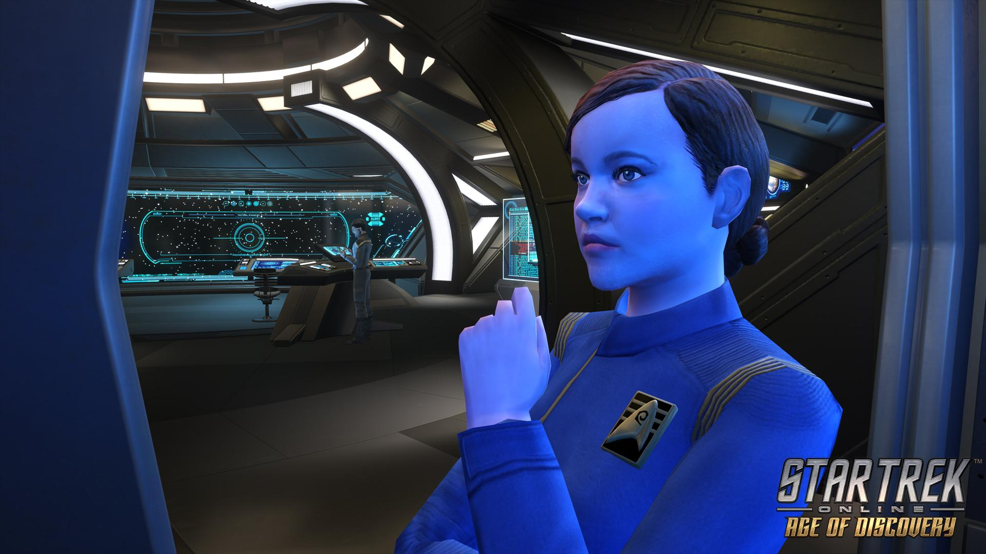 Star Trek Online: Age of Discovery update console launch