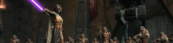 Star Wars: The Old Republic is offering two expansions