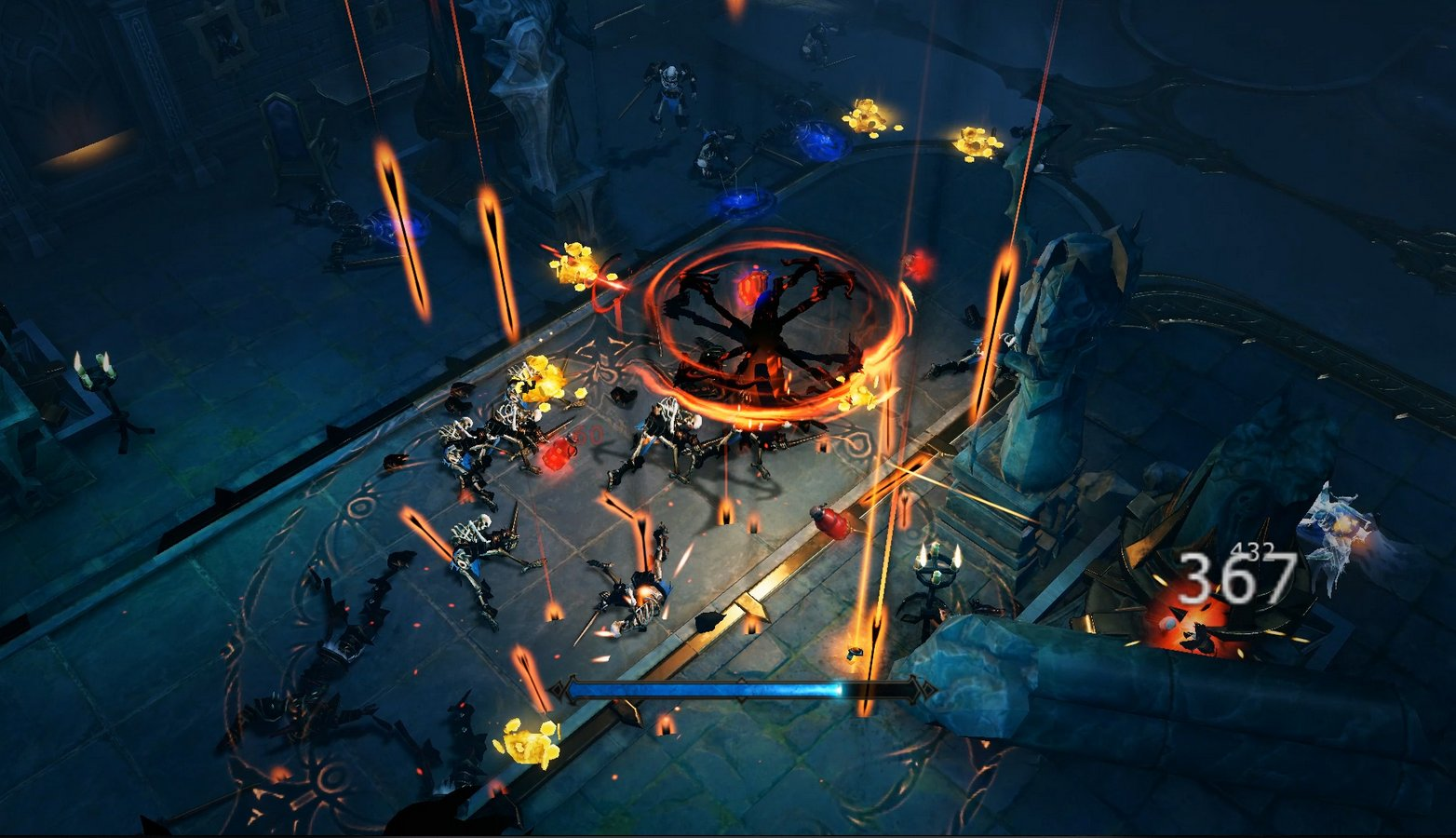 Diablo MMORPG Diablo Immortal screenshot