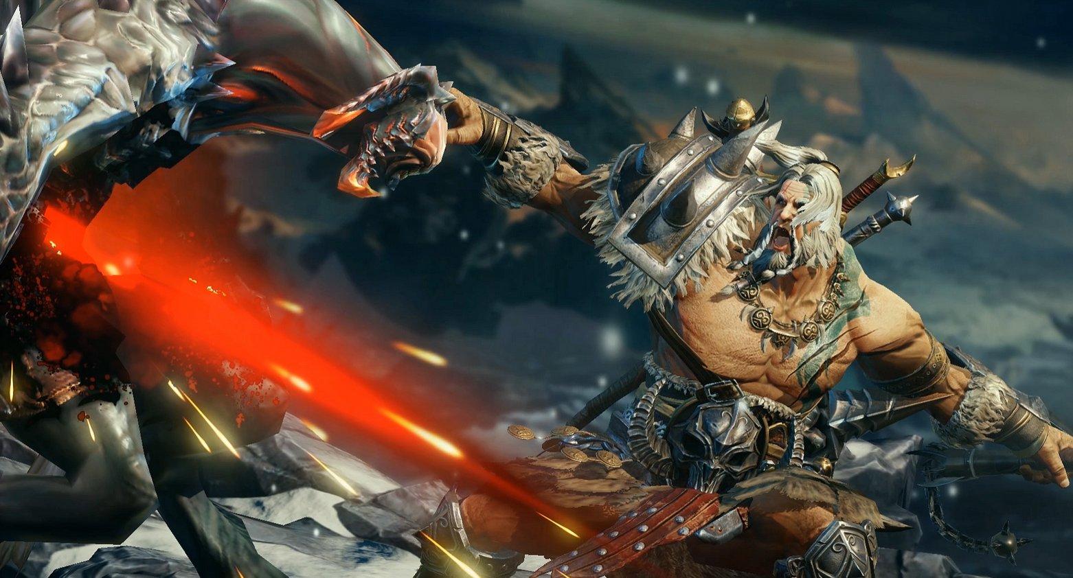 Diablo MMORPG Diablo Immortal class