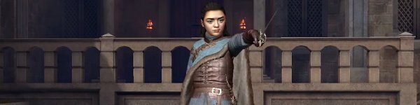 Game of Thrones Winter is Coming introduces Arya Stark
