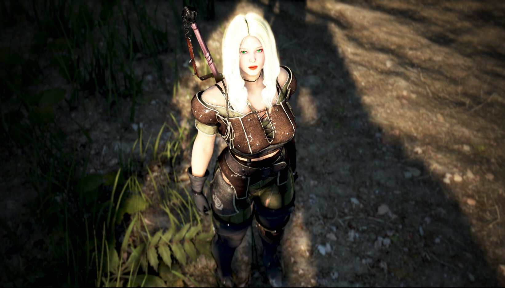 Black Desert Online Remastered Beautiful MMORPG Dark Knight Class