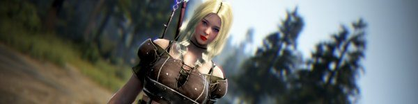 Black Desert Online Remastered MMORPG