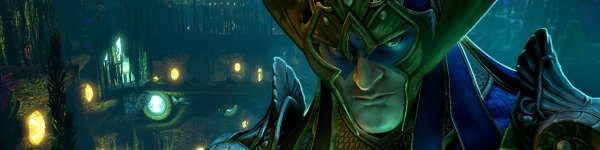 DC Universe Online expansion Atlantis is now live