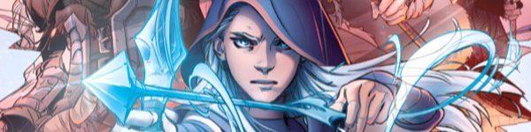 Marvel League of Legends graphic novel