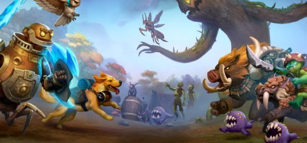 Torchlight Frontiers is free-to-play