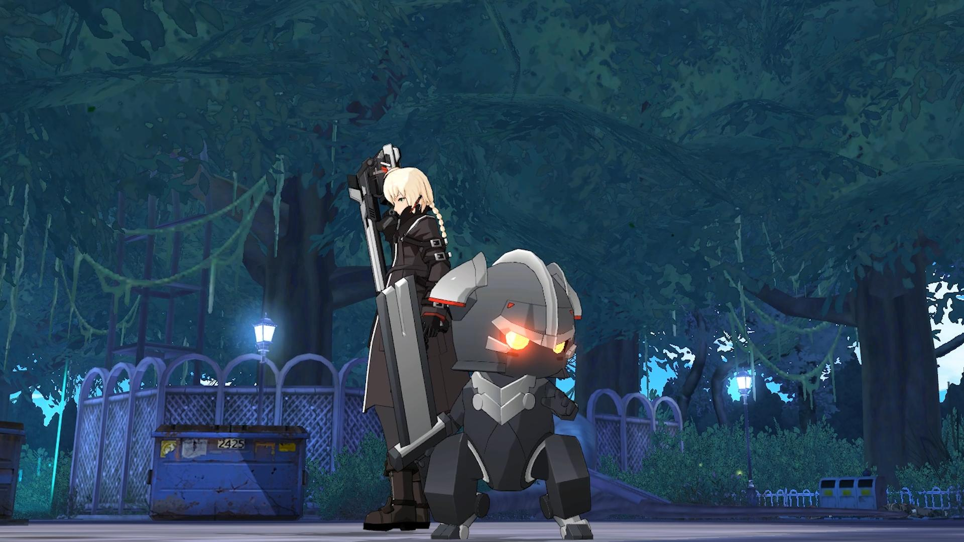 Erwin Gun Jazz gets his class expansion in SoulWorker, free