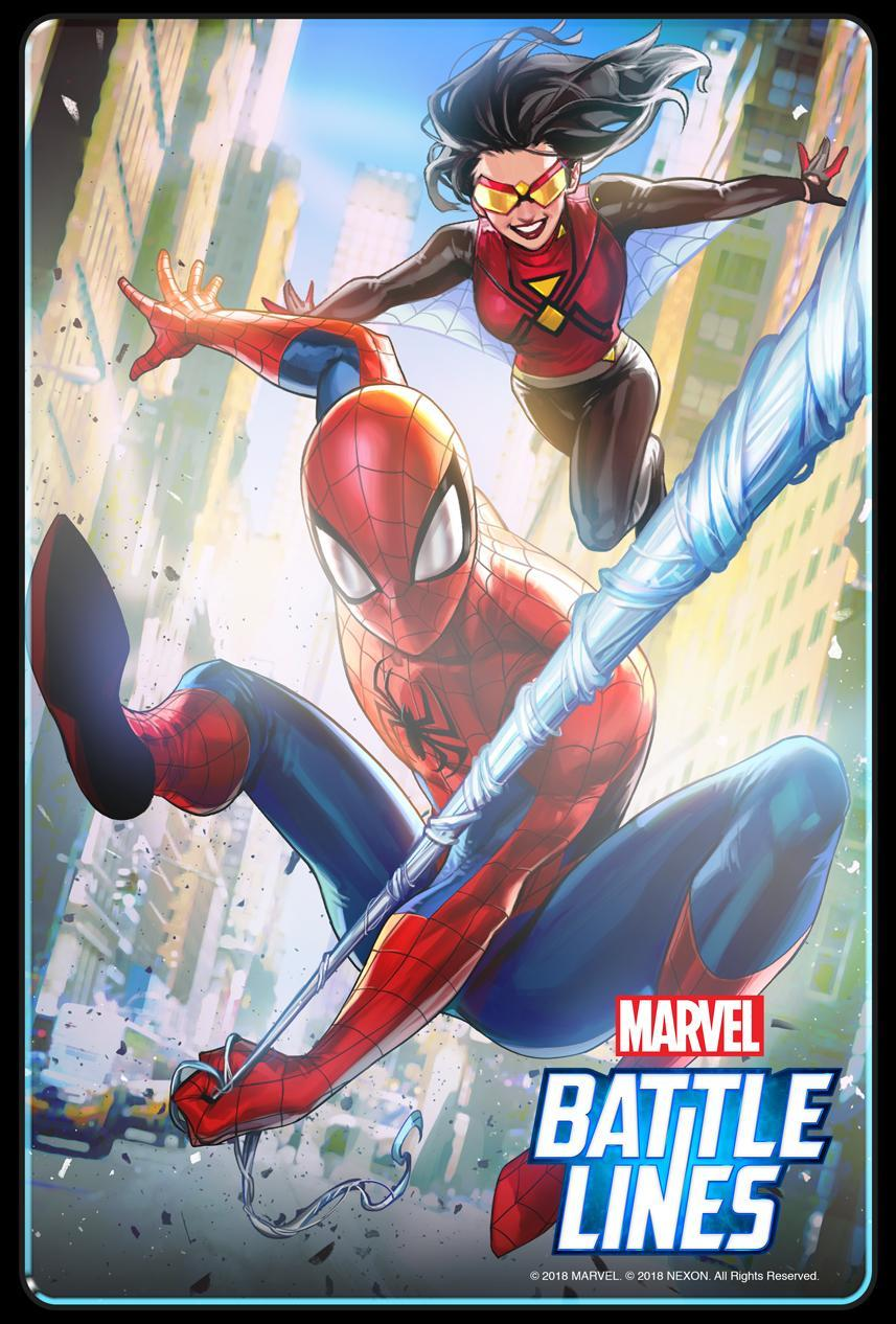 Marvel Battle Lines update Spider-Man