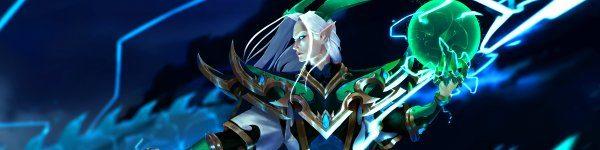 Shen Rao Battlerite roster