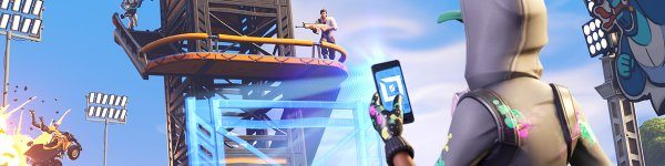 Fortnite Creative mode lets you design
