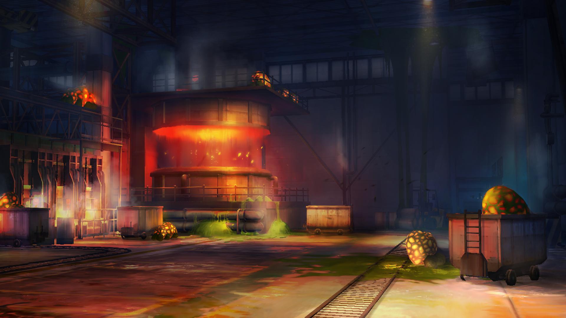 Erwin Gun Jazz class expansion SoulWorker dungeon