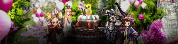 Blade & Soul Anniversary Nikes giveaway