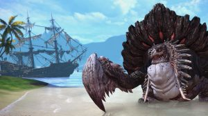 TERA shore hold PvP update>