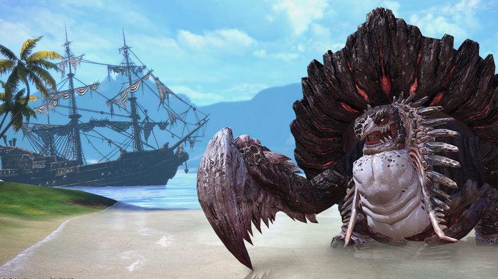 TERA shore hold PvP update