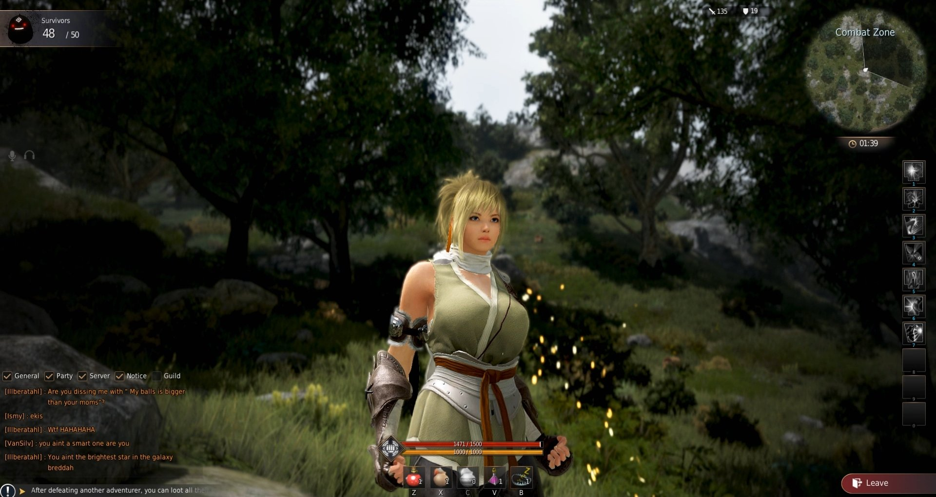 Black Desert Online Shadow Arena Striker