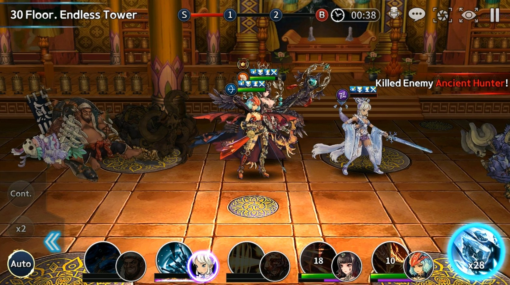 Final Blade Review Endless Tower