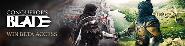 Conqueror's Blade Free Closed Beta Key