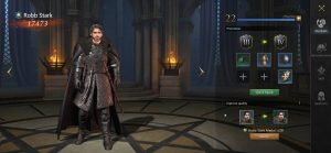 Game of Thrones Winter is Coming Preview Commander Robb Stark