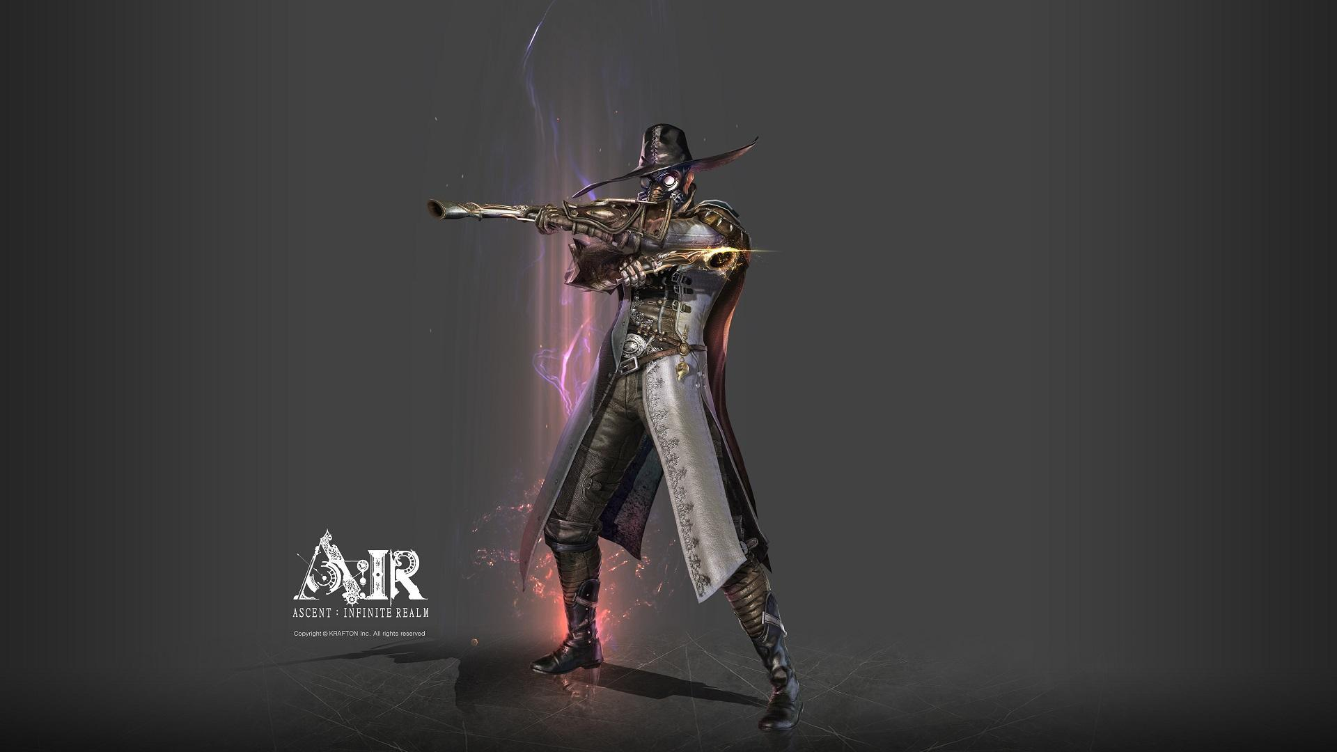 Ascent: Infinite Realm classes Gunslinger