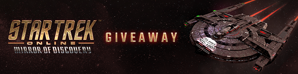 Star Trek Online Free Engle-Class Giveaway PC
