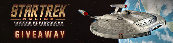 Star Trek Online Free Starter Pack Giveaway PC