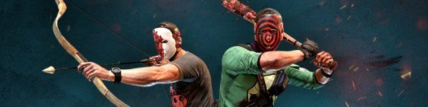 Dying Light: Bad Blood duo