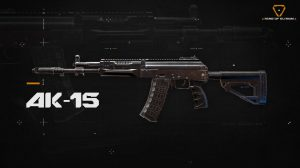 ring of elysium new weapon ak-15
