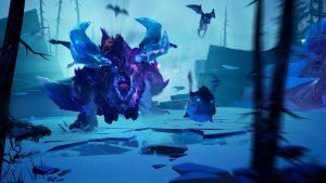 Dauntless Boreus Frost Behemoth