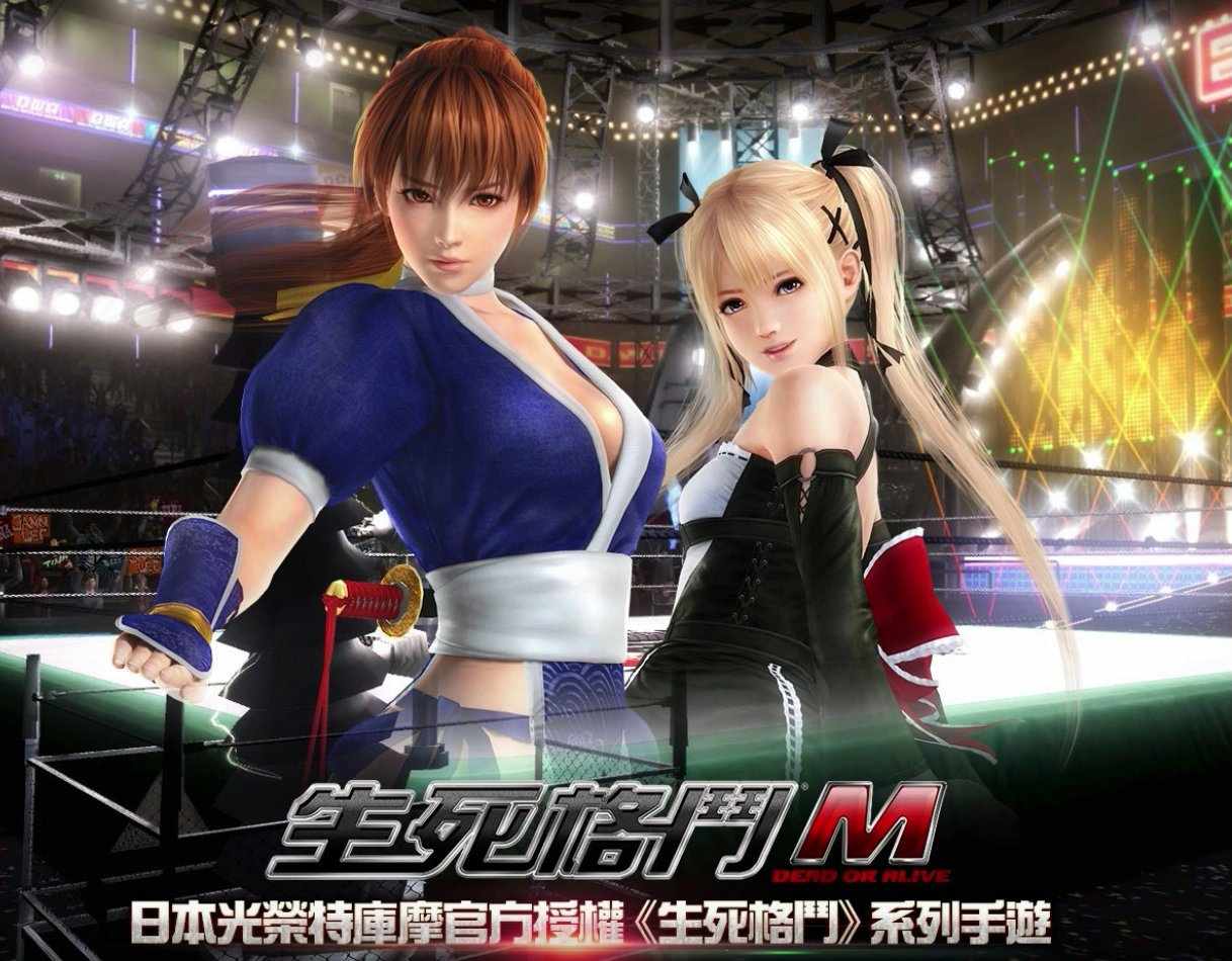 Dead or Alive Mobile game