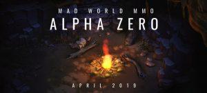 Mad World MMORPG alpha
