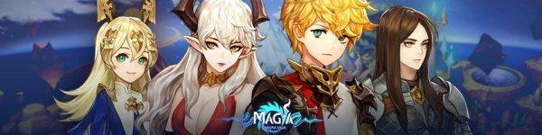 Magia: Charma Saga gameplay Caleera