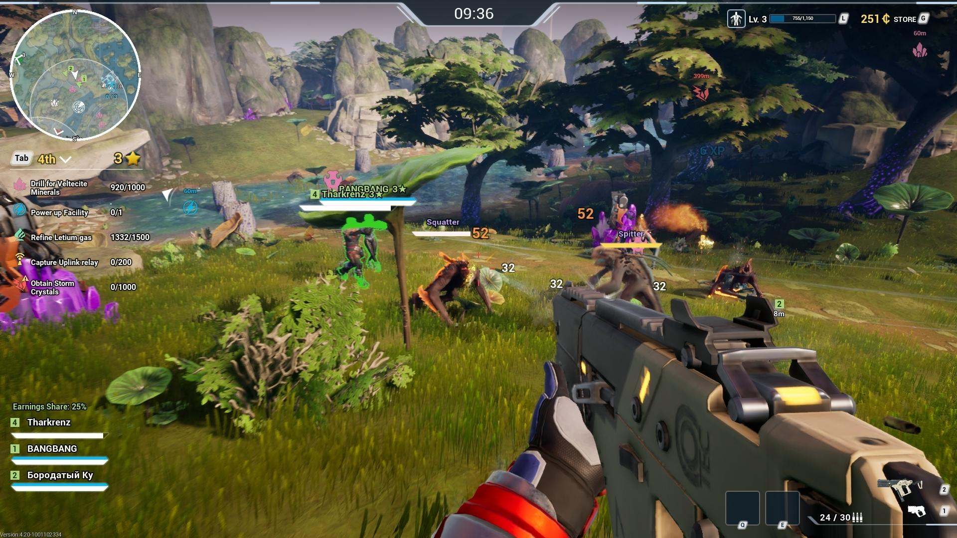 The Cycle Preview Technical Alpha Shooting
