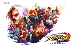 The King of Fighters AllStar game