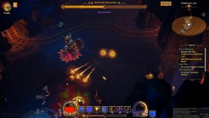 Torchlight Frontiers Preview Boss Fight