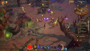 Torchlight Frontiers Preview Hyvid Frontier