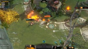Veterans Online Preview Deathmatch Standoff