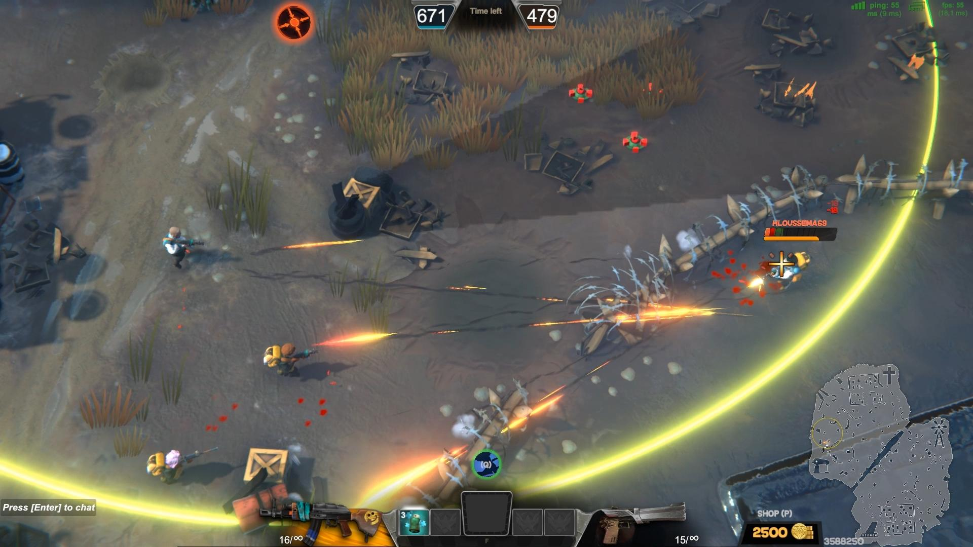 Veterans Online Preview Territory Conquest Outnumbered and Outgunned