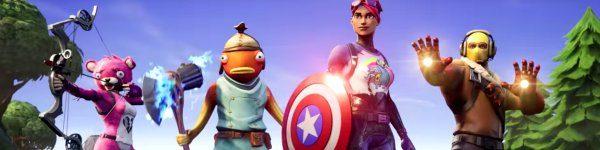 Fortnite X Avengers Endgame crossover