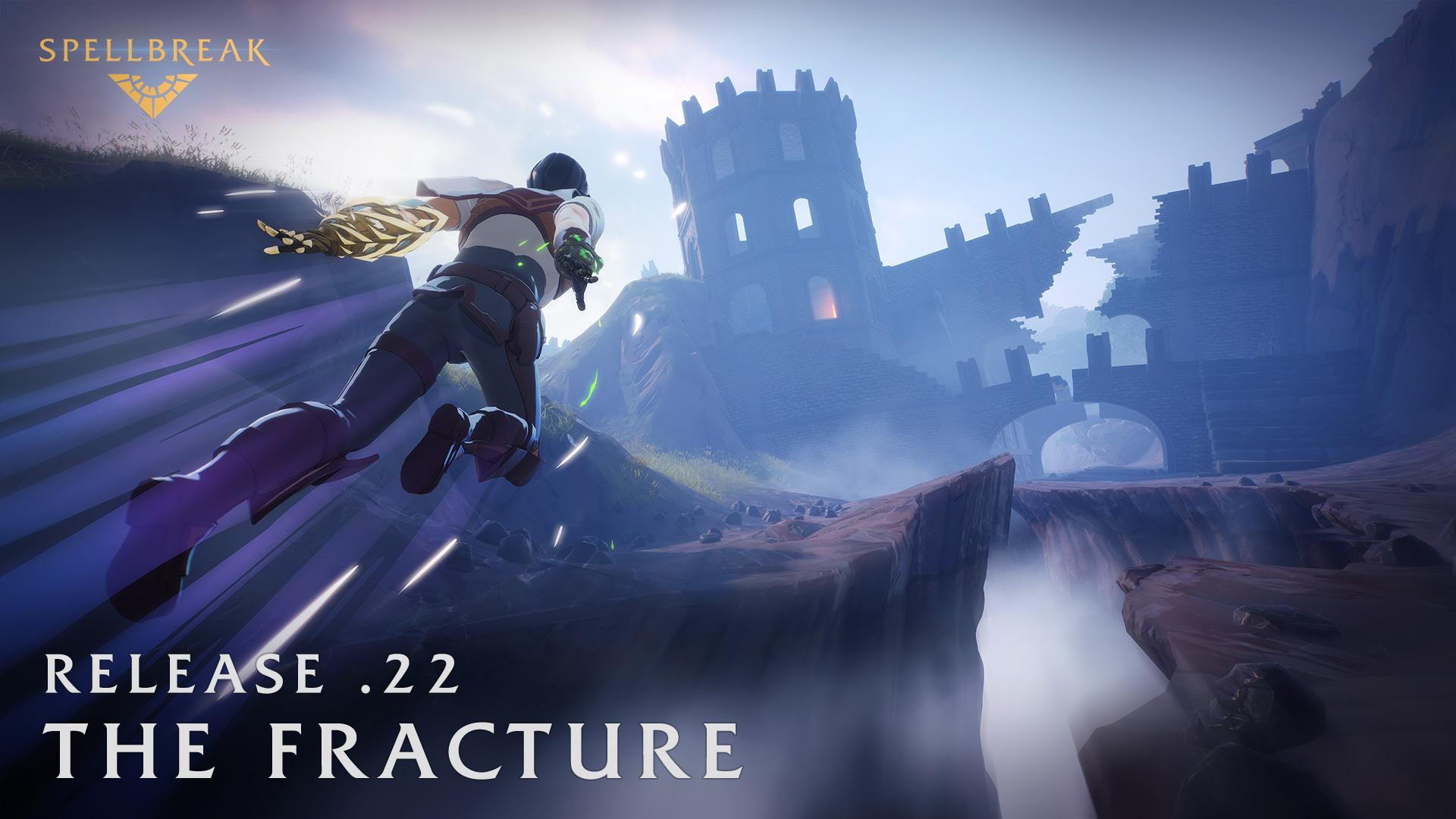 Spellbreak Fracture update